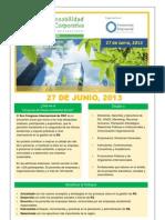Congreso Internacional de Responsabilidad Social Corporativa