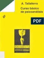 CURSO BASICO DE PSICOANALISIS - Alberto Tallaferro.pdf