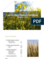 Handbook de Fertilizantes 2012