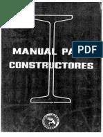 Manual de Monterrey Para Constructores.