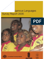 AIATSIS - National Indigenous Languages Survey (NILS) Report 2005