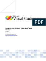 Overview of VS2008