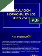 Regulacion de La Secrecion Hormonal