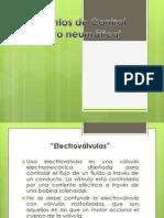 Valvulas de Control Electroneumatica