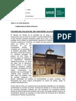 [t.10]Fachada Del Palacio Del Rey Don Pedro Alcazar Sevilla Comentario