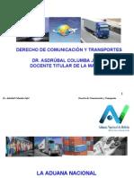Tema 16 Aduana Nacional