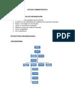 Estudio Administrativo II