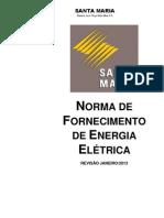 Norma Fornecimento Elfsm vs 2013