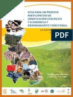 Guia Para La Zee Gtz - Cajamarca