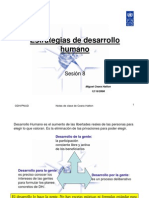 Estrategias de Desarrollo Humano - MCH