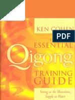 10872185 Qiqong Traing Guide