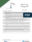 Sugestão de prova de didática e educação