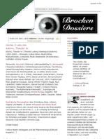 Brocken Dossiers Adorno