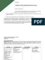 Plan Anual de Trabajo Grupo Diferencial 2010