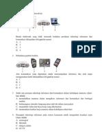 Latihan Soal US TIK Kelas IX SMP 2013 Edit1