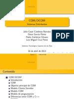 Expo COM Y DCOM