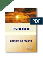 E-book Saindo Da Matrix