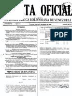 Reglamento General de La Unerg 2000