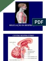 Aula 18 - Regulação Da Respiração
