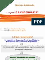 Introdução à Engenharia - Aula 1 Especial