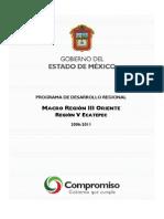 M III - R V Ecatepec