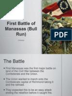 Battle of Manassas