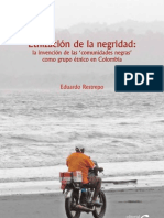 Restrepo Etnizacion-De La Negritud