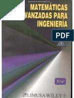 Matemáticas Avanzadas para Ingeniería Vol. 1 - Erwin Kreyszig.pdf