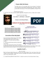 Prayer Guide 2008