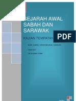 Sejarah Awal Sarawak Dan Sabah