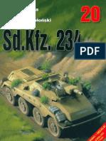 Kagero Photosniper 20 - SdKfz 234