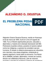 Alejandro Deustua