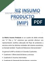 UII - Tema 5 Matriz Insumo Producto Est