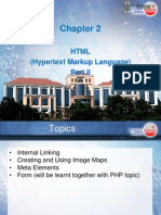 Chapter2 HTML Part2