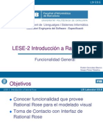LESE-2 - Introduccion a Rational Rose.ppt