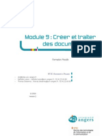 Creation PDF