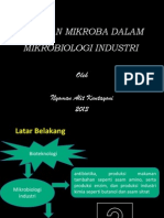 Biotek Industri Ppt