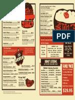 rib hut el paso menu 3