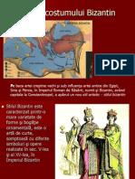 Istoria costumului Bizantin