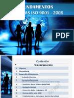 Fundamentos Del SGC ISO 9001 2008