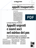 Rassegna Stampa 07.06.13