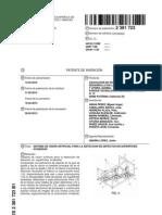 Patente de sistema de visión artificial innovador