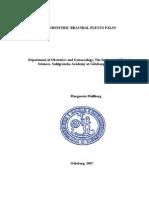 Thesis.mollberg PDF