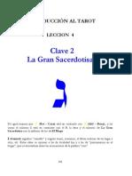 (Tarot 1) Leccion 03