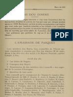 Reclams de Biarn e Gascounhe. - Mars 1932 - N°6 (36e Anade)