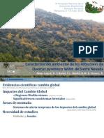 Caracterización ambiental de los robledales de Quercus pyrenaica Willd. de Sierra Nevada