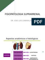 FISIOPATOLOGIA SUPRARRENAL