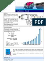 Braking Resistor Application Sheet