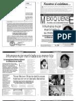 Versión impresa del periódico El mexiquense 7 junio 2013