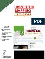 Laminates (Cometitor Mapping)